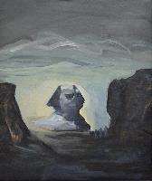Le sphinx noir